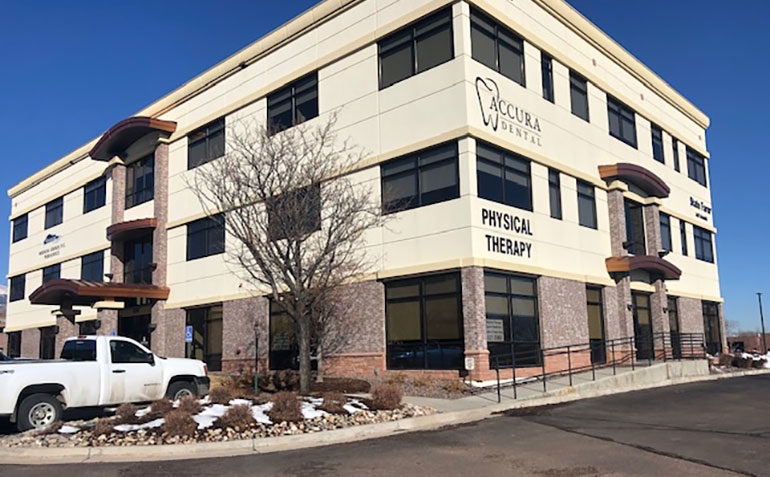 Orthopedic Rehabilitation Associates in Colorado Springs, CO (World Arena) Clinic Exterior
