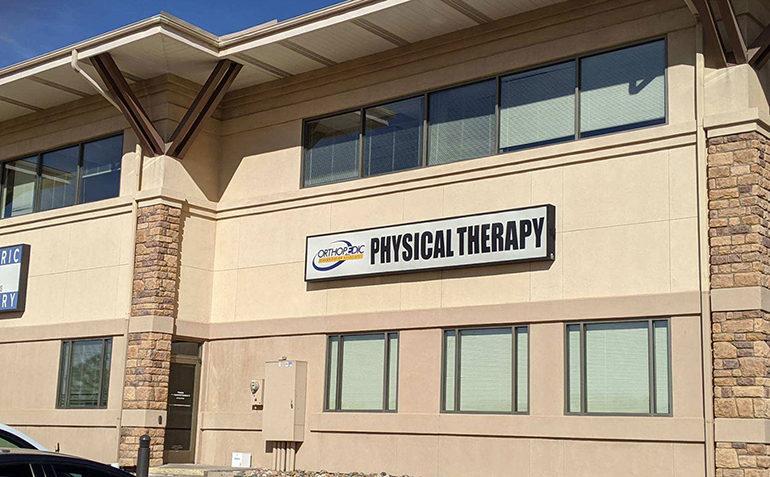 Orthopedic Rehabilitation Associates in Colorado Springs, CO (Tutt) Clinic Exterior